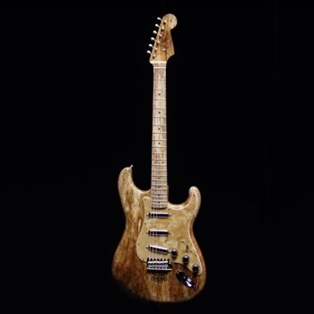 Jose Cuervo and Fender build 'world's first' agave guitar