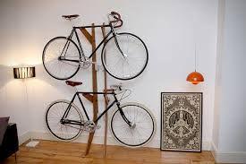 wooden bike rack - Google Search