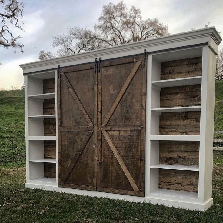 11 Learn How to Build a DIY Sliding Barn Door Loft Bed ...
