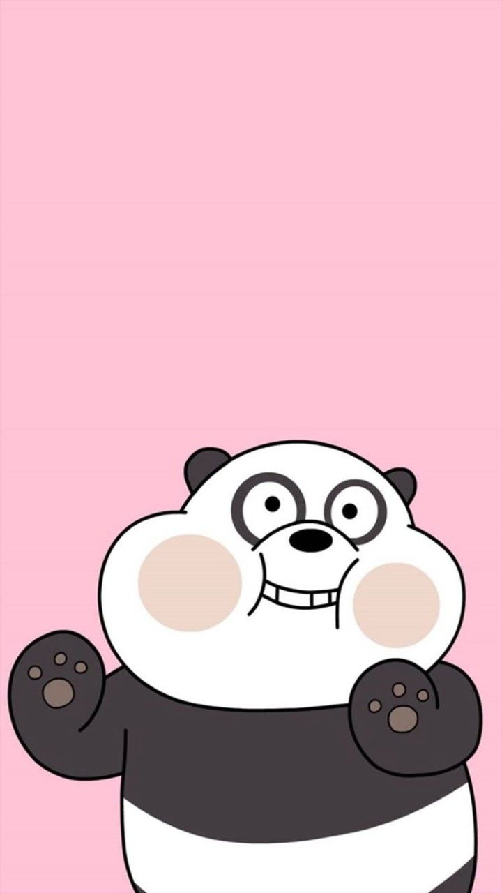 Pin By Chutima P On Iphone Wallpaper We Bare Bears Wallpapers Panda Wallpapers Bear Wallpaper