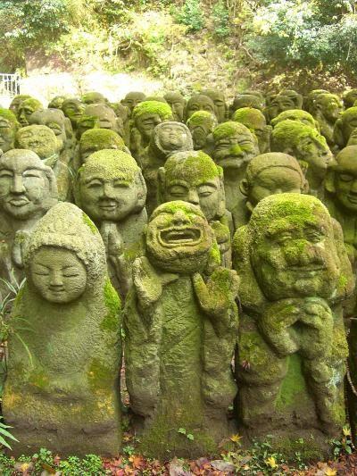 Kyoto, Japan 紅葉の古都 京都(北嵯峨:護法弁財天~愛宕念仏寺)
