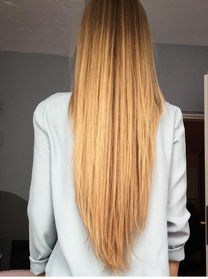 Włosy | Długie włosy Blondynka