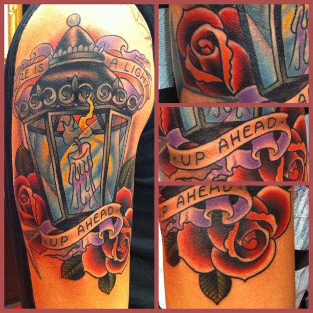 tattoo by the great Dan Smith