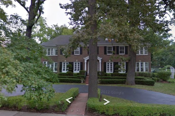 McCallister Family House: 671 Lincoln Ave., Winnetka, IL ...