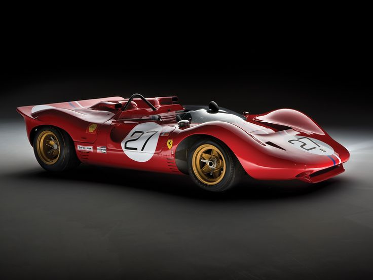 Ferrari 350 P4 Can-Am (#0858) '1967