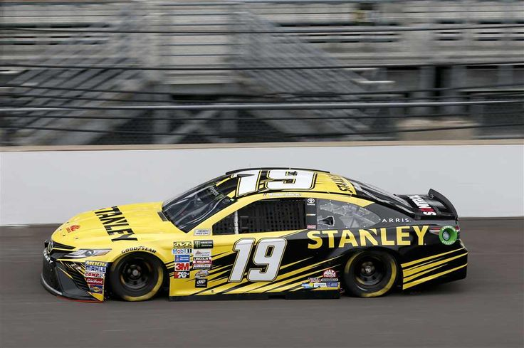 Starting lineup for Brantley Gilbert Big Machine Brickyard 400  Saturday, July 22, 2017  Daniel Suarez will start 15th in the No. 19 Joe Gibbs Racing Toyota  Crew chief: Scott Graves  Spotter: Chris Osborne  Photo Credit: Matthew T. Thacker NKP  Photo: 15 / 40