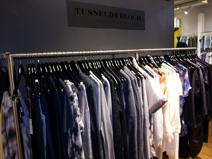 Tusnelda Bloch Copenhagen design @Ventus Fashion showroom