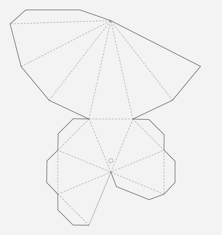 Сделать геометрическую открытку