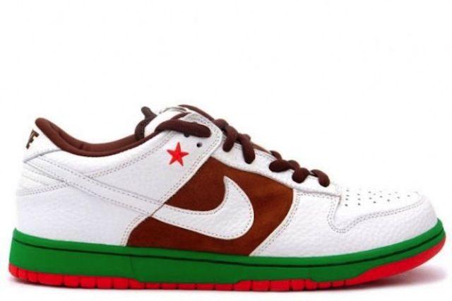 Nike SB Dunk Low «Cali»