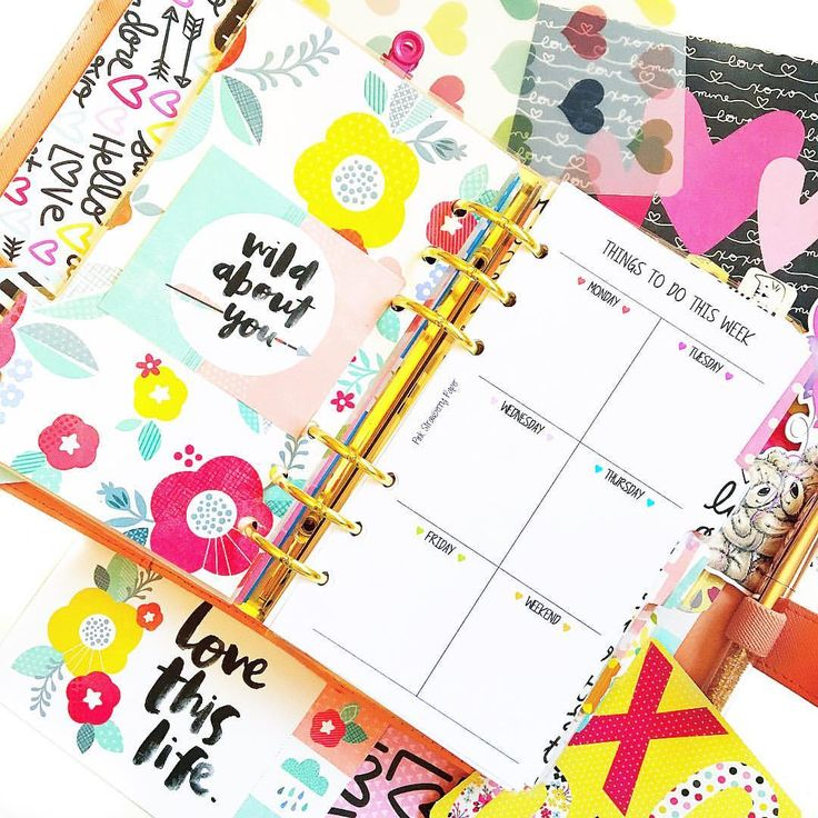 Planner inserts, planner setup, planner dashboard See this Instagram photo by @mrsplanneraddict • 324 likes