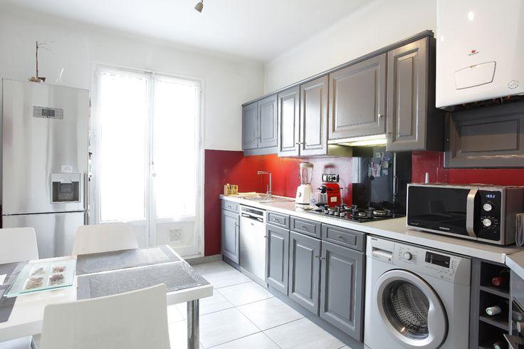 Home Staging Et Relooking D 39 Une Cuisine En Ch Ne Rustique