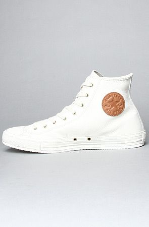 Converse The Chuck Taylor Premium Post Hi Sneaker in White : Karmaloop.com - Global Concrete Culture