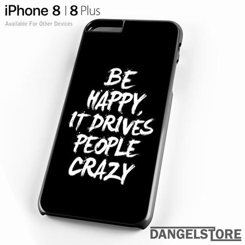 Be happy quote YP For iPhone 8 | 8 Plus Case