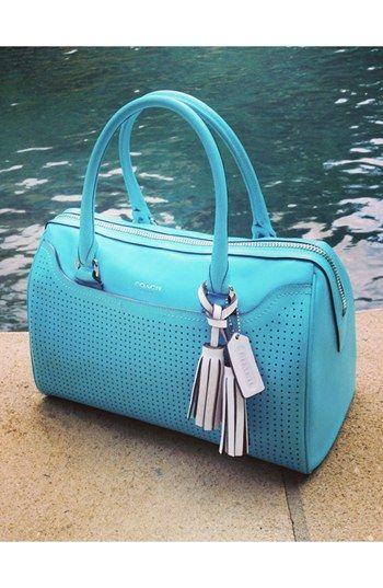 Love the blue! COACH