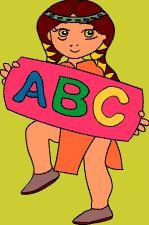 Indianer-ABC