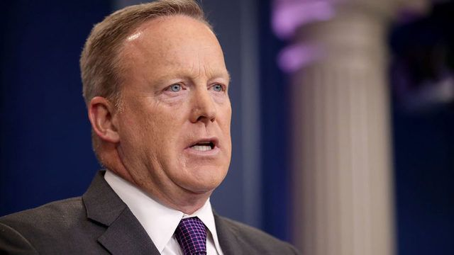 America needs Sean Spicer on 'Dancing With the Stars'