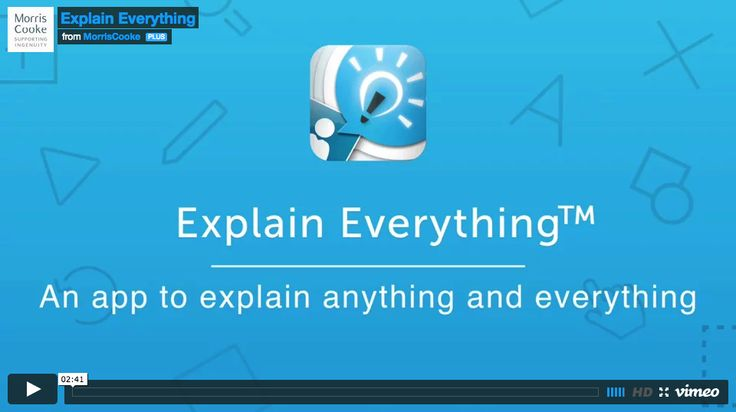 5 Things Every Teacher Should Be Able to Do with Explain Everything App ~ Educational Technology and Mobile Learning