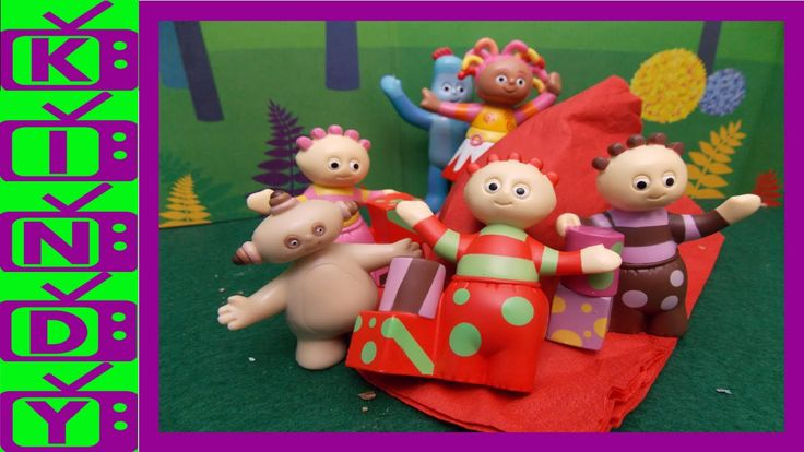 What is hiding under Igglepiggles blanket? In The Night Garden Story usi...
