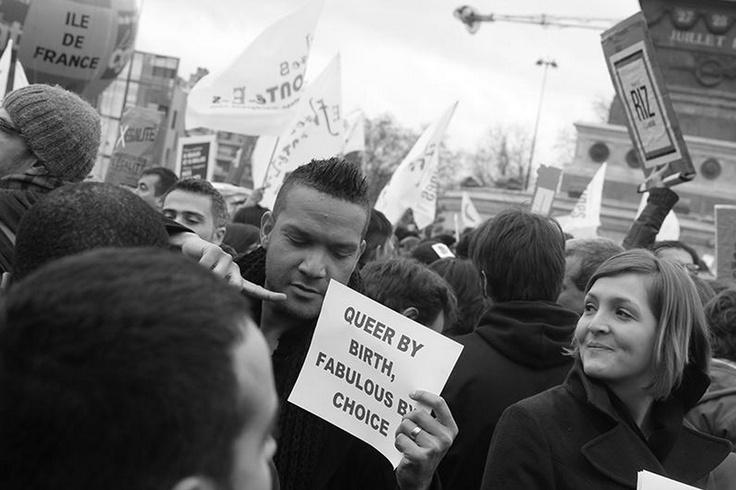Gay Pride, Paris, France - © Ashley Porciuncula