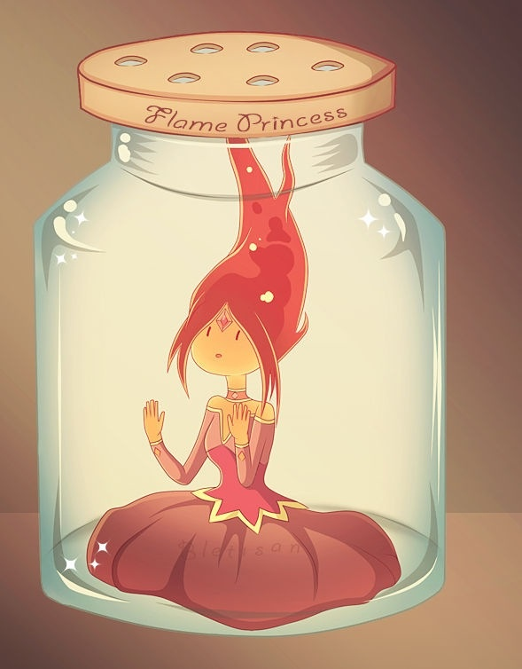Link, you've gotta stop this whole capturing princesses in jars thing. It's getting WAY out of hand!