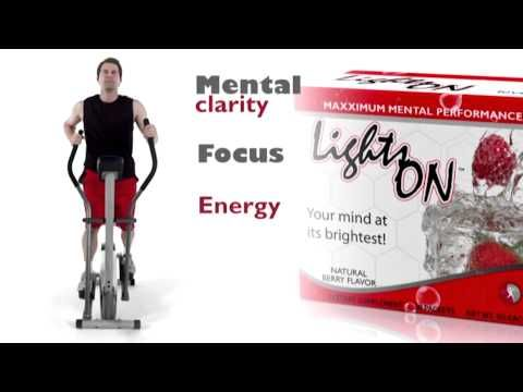 Lights ON ....the best Mental Motivator EVER! http://www.dynamaxx.com/larcher