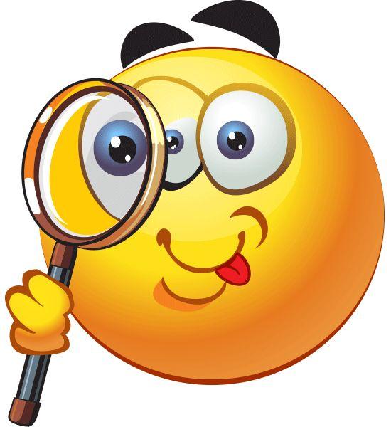 I Spy Smiley