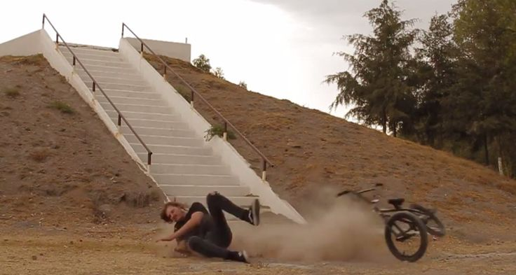 KINK BMX IN MEXICO CITY 2014 - Ride BMX