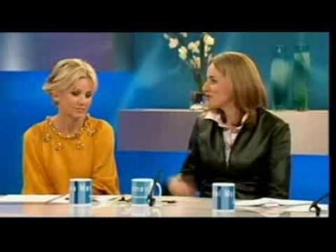 Loose Women: Emma Kennedy Interview (27.03.09)
