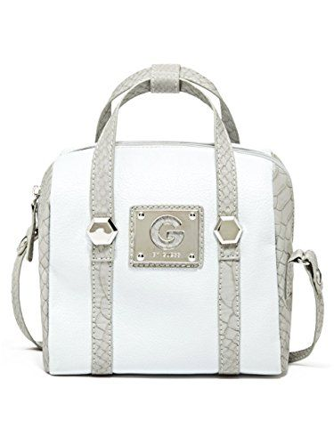 G by GUESS Women's Laudine Cross-Body Bag, WHITE MULTI G by GUESS http://www.amazon.com/dp/B00KN19BI8/ref=cm_sw_r_pi_dp_yDa-tb0JQF6GS