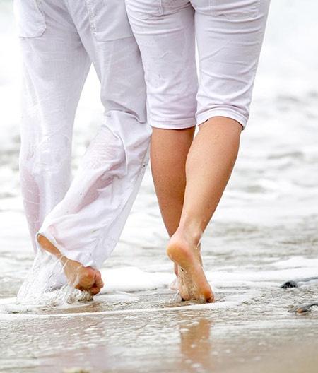 15 rimedi per le gambe pesanti.