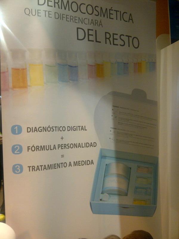 La dermo-cosmétique personnalisée
