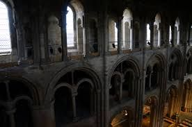 Image result for interior romsey abbey