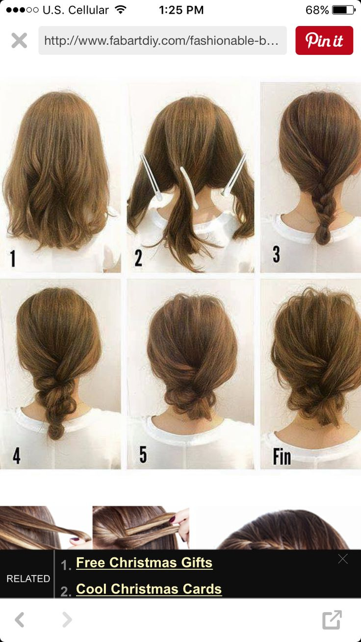 77 best hair stylea images on Pinterest | Cute hairstyles, Hair dos ...