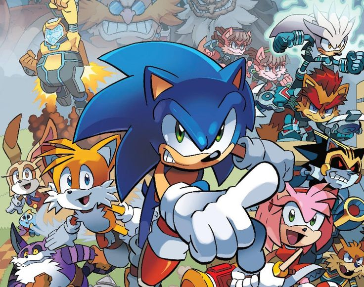 Sonic the Hedgehog Leaves Archie Comics, Joins IDW - https://www.gothiclife.win/sonic-the-hedgehog-leaves-archie-comics-joins-idw/