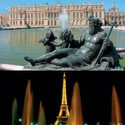 Oferta de viaje a Francia  París y la magia de la luz - Especial Estudiantes  6 días - 5 noches  Circuito de 6 días por Francia visitando París, Poitiers, Futuroscope, Eurodisney y Versalles, especial estudiantes.