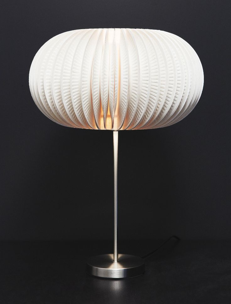 Designer lamp made of paper platescreadoo Lifestyle