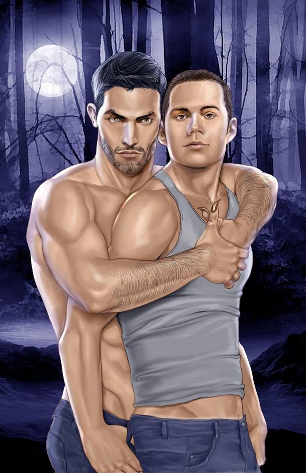Sex 3d comics werewolf gay