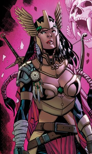 moonstar mirage   Danielle Moonstar (Earth-616)   Marvel Database   Fandom powered by ...