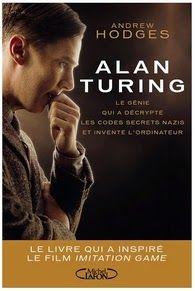 Alan Turing, Andrew Hodges ~ Le Bouquinovore