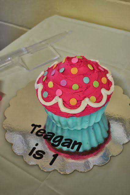 Birthday fun on pinterest cupcake smash cakes cupcake ideas and big