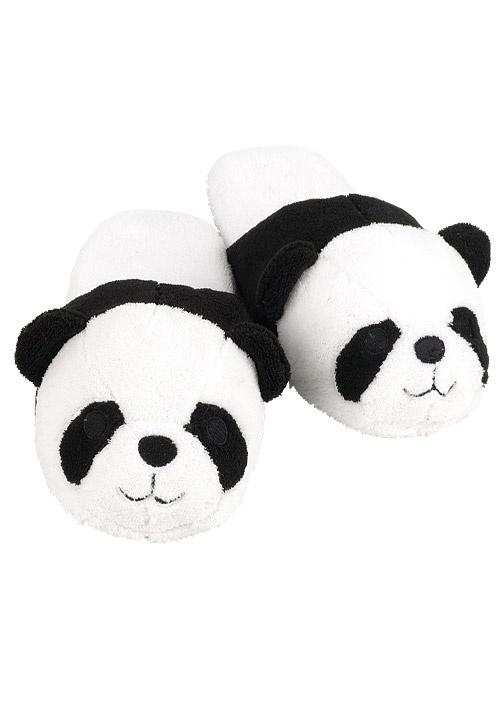 bfc9037f596 Panda slippers
