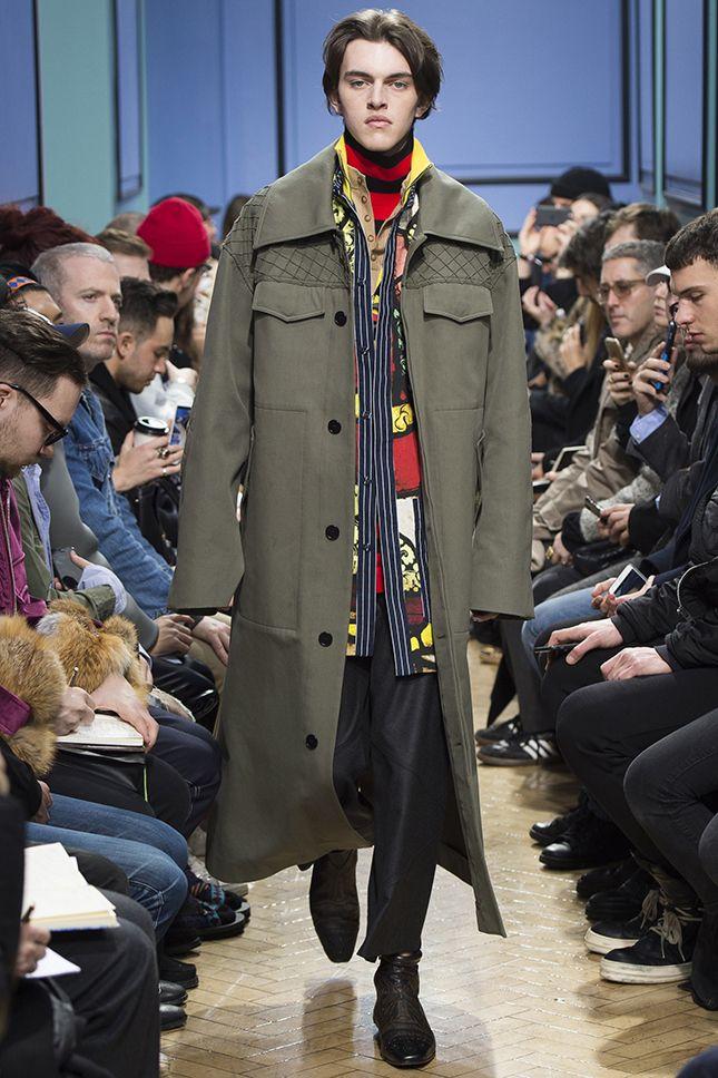 С его плеча: лучшие пальто Недели мужской моды в Лондоне | Мода | Тенденции | VOGUE