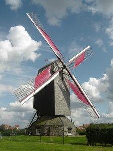 Moulin de Boeschèpe 59 Nord