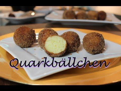 Quarkbällchen - lecker wie beim Bäcker :) / Rezept / Sallys Classics - YouTube