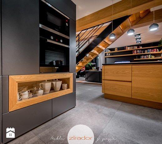 Aranżacje wnętrz - Kuchnia: Meble do nowoczesnego domu - Kuchnia, styl nowoczesny - Zirador - Meble tworzone z pasją. Przeglądaj, dodawaj i zapisuj najlepsze zdjęcia, pomysły i inspiracje designerskie. W bazie mamy już prawie milion fotografii!