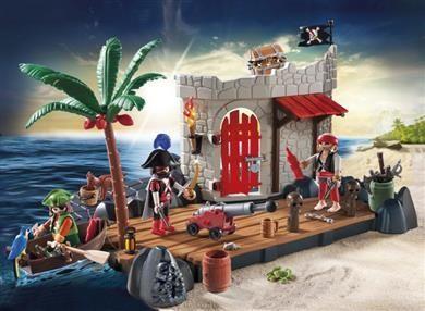 Playmobil Super Set Πειρατικό Οχυρό (6146) 24.99