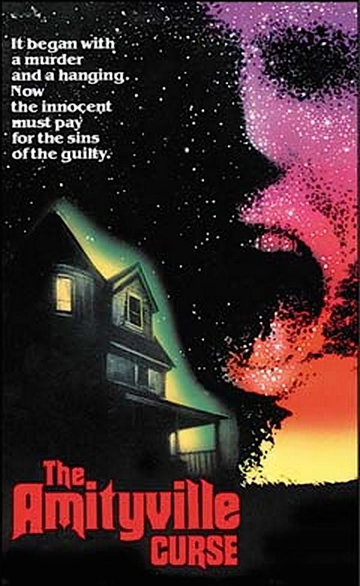 The Amityville Curse (1990) Horror movies, Amityville