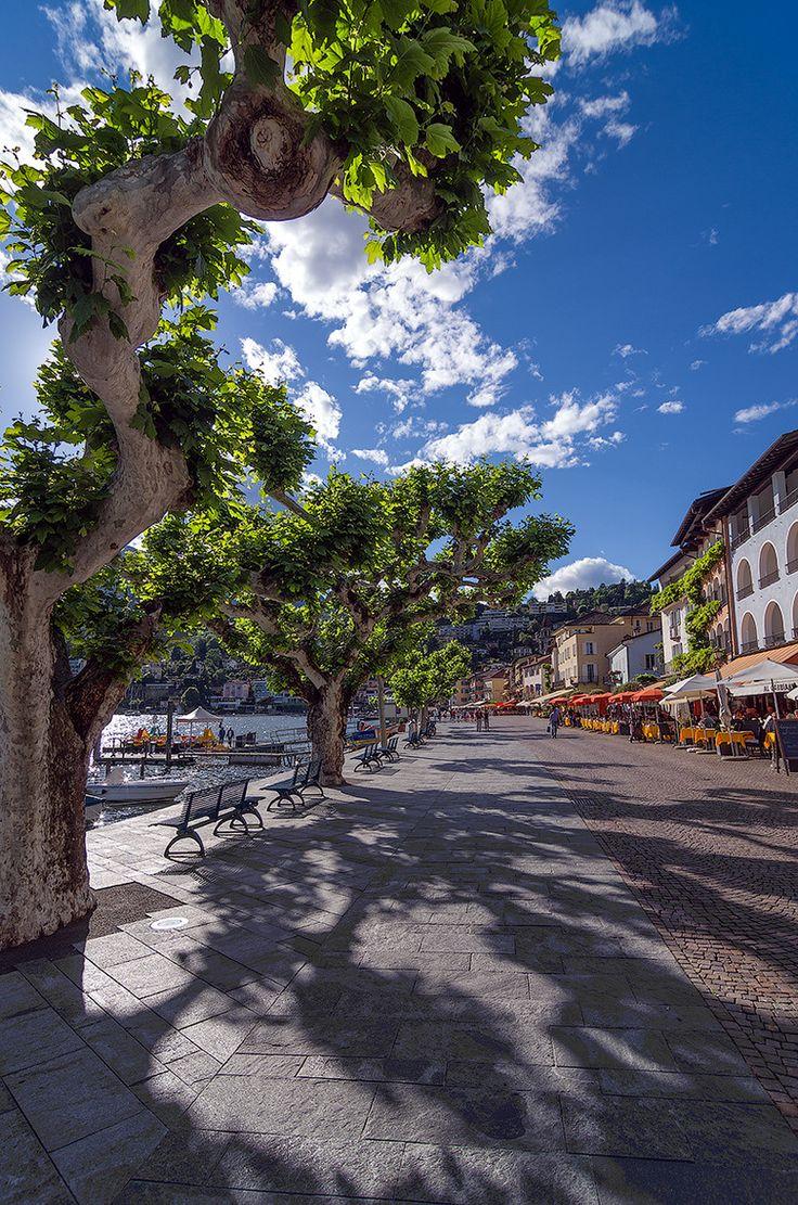 Photograph Boardwalk in Ascona by Alexander Jikharev on 500px