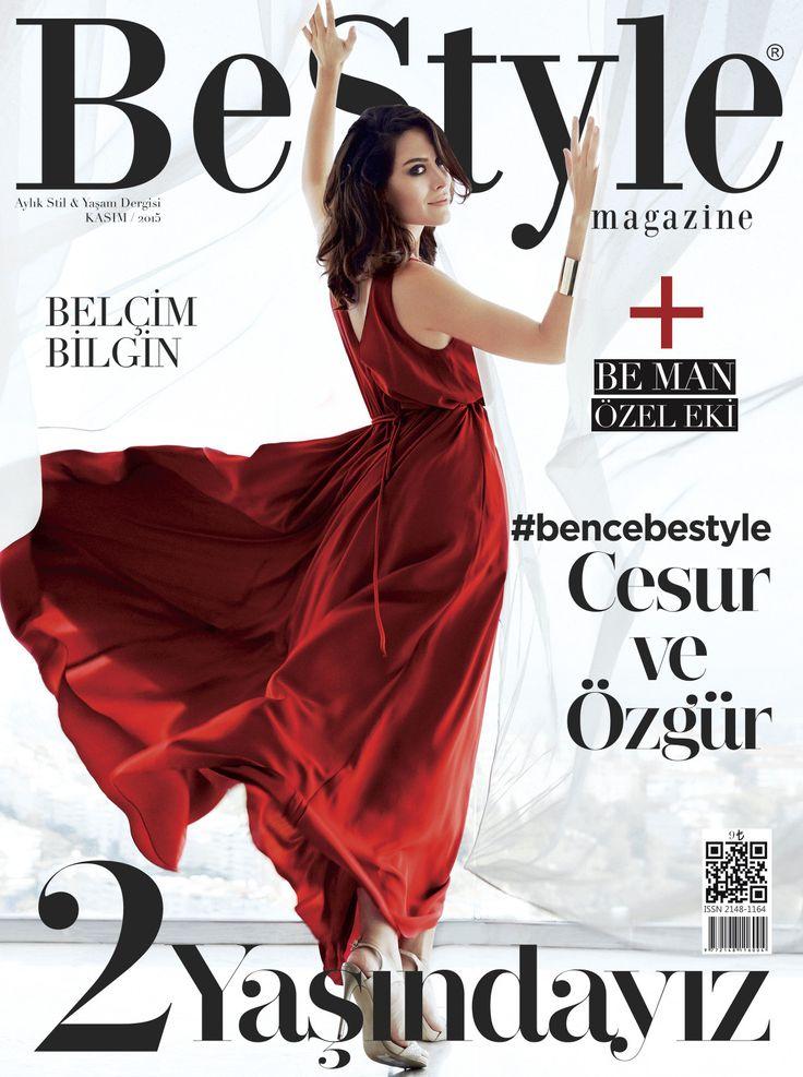 BeStyle Magazine Kasım 2015