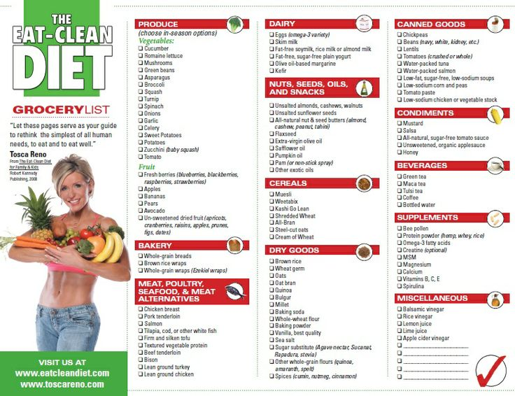 goodbyefat-hellomuscle:    thefameofhealthandfitness:    Ok, so now you know more about eating clean and you want to go grocery shopping. Here is The Eat-Clean Diet GROCERY LIST.  Download it, print it, and tick it off as you shop!    Shopping check list!